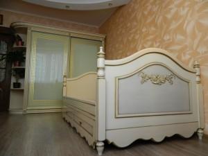 Кровать ручная работа